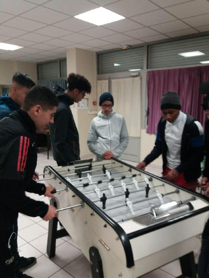 Montreynaud, jeux, jeunes, Atelier